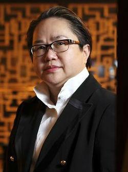 英才网联总裁陶惠琼女士