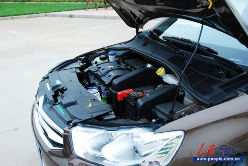 6l cvvt发动机功率提升10%,油耗降低12.8%,扭矩增大近6% .