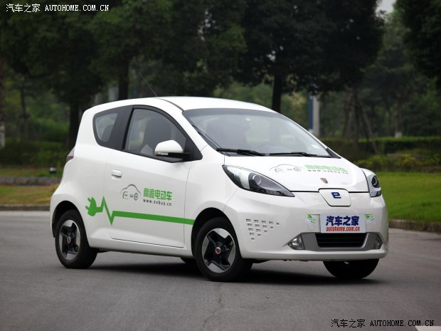 最高减6万 盘点新补贴政策下的新能源车高清图片