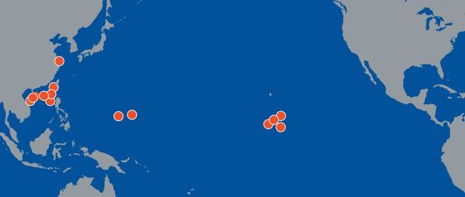 蛟龙号已在中国南海,东太平洋