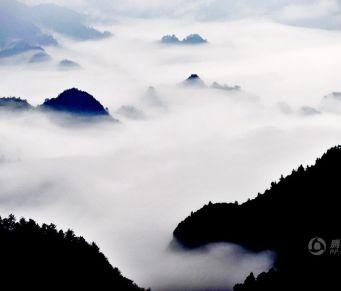 美丽中国:湖北恩施