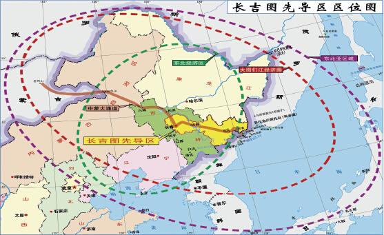 【焦点】东北亚新焦点——长吉图图片