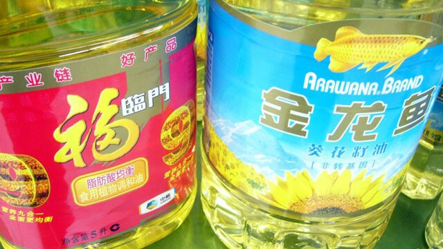 金龙鱼福临门降价约10% 食用油价格回到8年前