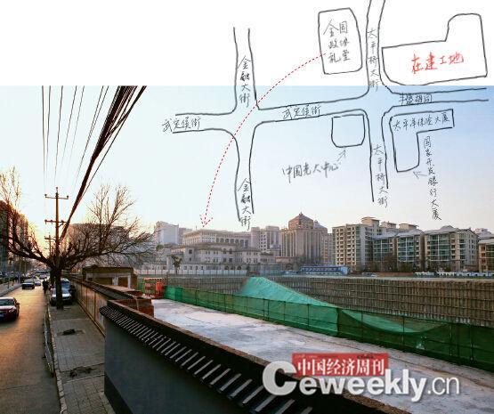 p25-未来亚投行总部或将在这个区域拔地而起。《中国经济周刊》记者 肖翊I摄