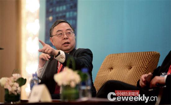 p52香港恒隆集团董事长陈启宗《中国经济周刊》记者 肖翊 摄