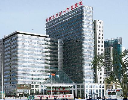 """P61-2拥有7000 张床位的郑州大学第一附属医院号称""""全世界最大医院""""。"""