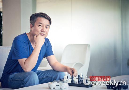 p67-小米公司联合创始人、副总裁王川《中国经济周刊》记者 邹坚贞 摄
