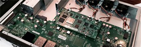 """p39-1 """"智桥""""SDN 智能高密度万兆交换芯片"""