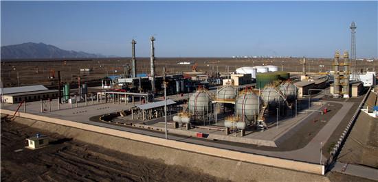 克拉玛依庆祝新我国首个大型油田发现60周年