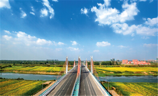 p47-1 宿州新汴河大桥