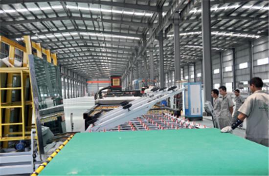 p93-1寿县现代国际产业园盛华纺织生产车间