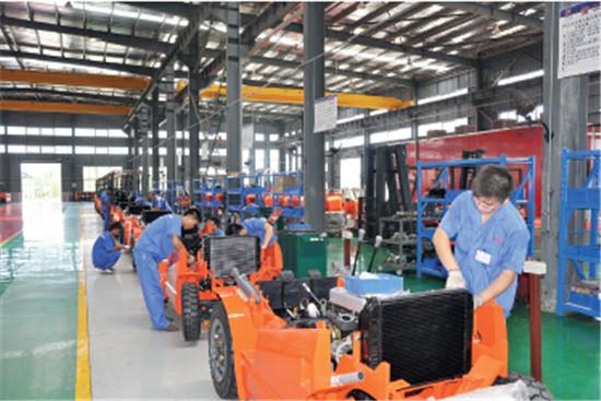 p93-2寿县现代国际产业园蓝博望生产线
