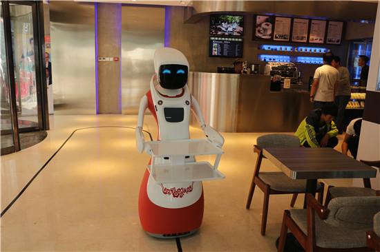 机器人咖啡店_04