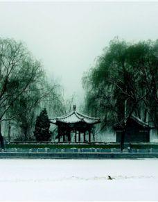 这些年雪天的北京