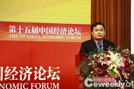 财政部政府和社会资本合作(PPP)中心副主任 焦小平