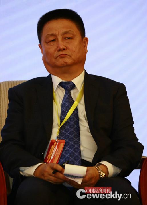 铸成集团董事长 王惠波