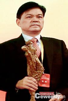 p092 领奖人:亨通集团董事局主席崔根良
