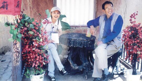 p3—亞妮在寧夏采訪張賢亮
