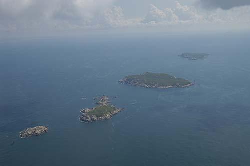 广东南澎列岛海洋生态自然保护区