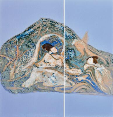 p56由翠青作品之二《石头记》