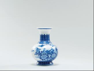 p76-2 《锦绣》花瓶