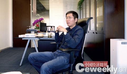 p43-小米生态链的掌门人、小米公司联合创始人刘德《中国经济周刊》视觉中心-首席摄影记者-肖翊I-摄