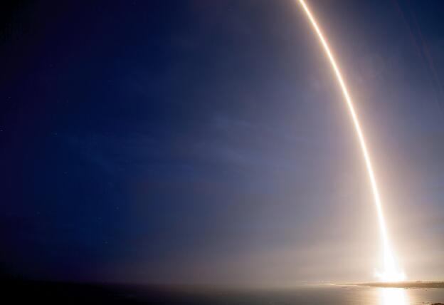 p51-月25 日20 时,长征七号发射升空。CFP