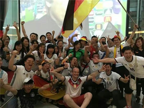 2016年欧洲杯德国VS意大利点球大战后