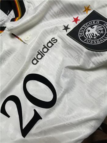 1996年德国队比埃尔霍夫的球衣