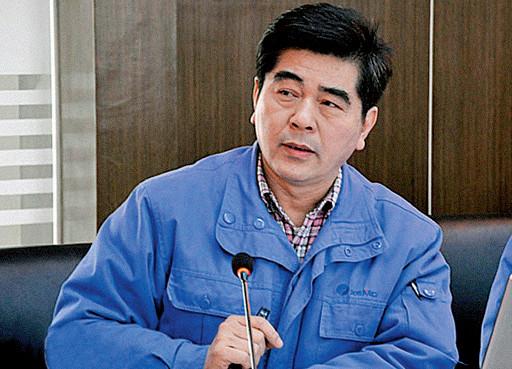 P63-资料图:湘电集团有限公司原党委书记、董事长周建雄