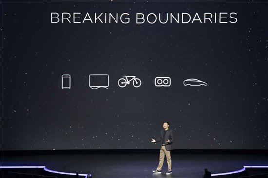 """乐视生态 美西时间10月19日,乐视(LeEco)在美国旧金山宣布,乐视全球独创的""""平台+内容+硬件+软件+应用""""的生态系统将正式全面落地美国,这意味着强大的遍布全球的乐视云平台横跨终端作为生态中枢的EUI系统,包括乐视电视、手机、超级自行车、VR等在内的智能终端,去除渠道溢价全流程直达客户的乐视商城(Lemall),乐视独创的LeView、LIVE、LE等强大应用,再加上未来量产上市的超级汽车,将为美国广大用户带来全新的生态生活。 2016年是乐视生态的全球化元年,在此前,乐视"""