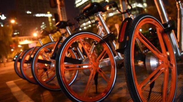 上海刮起共享单车旋风 摩拜单车遭管理与盈利双重拷问