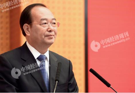 p26(2) 人民日报社社长杨振武在论坛开幕式上致辞