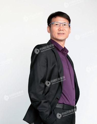 p53 中国水环境集团董事长侯锋 《中国经济周刊》视觉中心首席摄影记者 肖翊I 摄_副本