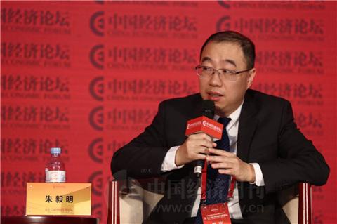 朱毅明 中国经济周刊视觉中心记者 胡巍 摄