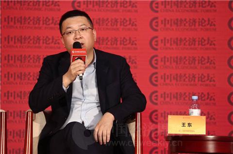王东 中国经济周刊视觉中心记者 胡巍 摄