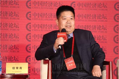 任常青 中国经济周刊视觉中心记者 胡巍 摄