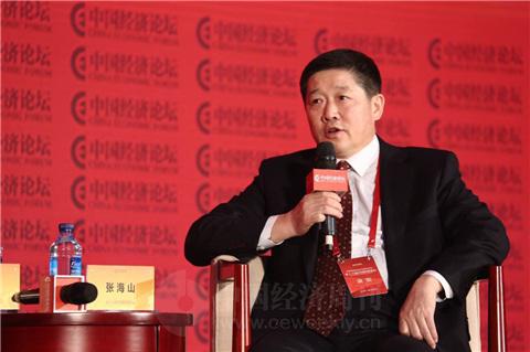 张海山 中国经济周刊视觉中心记者 胡巍 摄