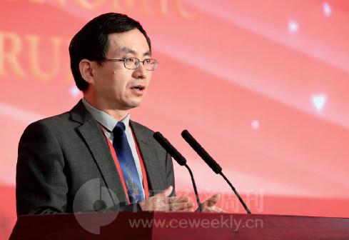 p10(6)工业互联网产业联盟秘书长余晓晖出席论坛