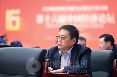 p12(8) 《中国经济周刊》总编助理包锐等出席论坛