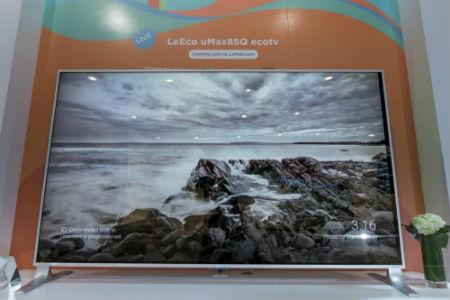 2 乐视超级电视uMax85Q——量子点超大尺寸旗舰