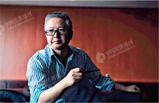 P45 北京红云融通技术有限公司CEO 夏苇《中国经济周刊》视觉中心 首席摄影记者 肖翊 摄