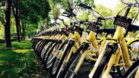 打印_共享单车市场陷入混乱 短途出行仍需智能