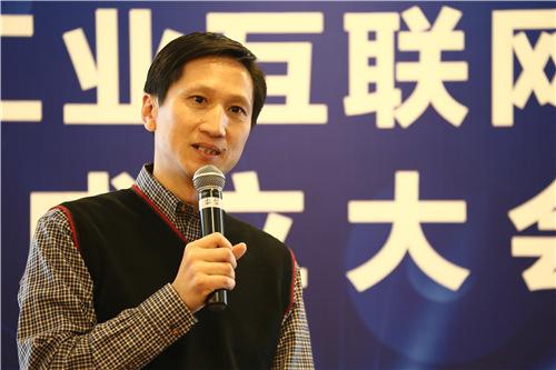 1.5、李平(中关村工业互联网产业联盟理事长、东土科技董事长)