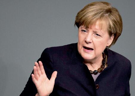 p25-2德国总理默克尔