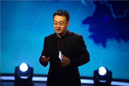 央视财经频道《对话》栏目制片人  杜阳