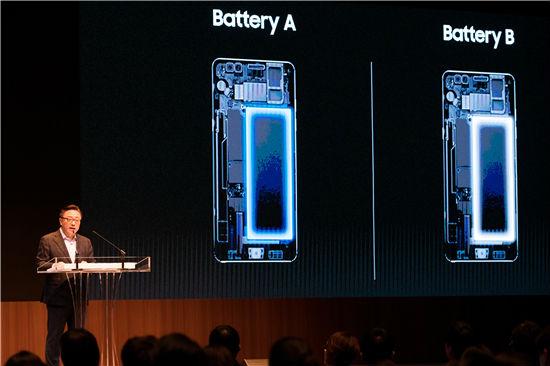 p50 1月23日,三星召开发布会,宣布Galaxy Note 7 爆炸是因电池缺陷起火。受此次事件影响,三星不得不在全球召回发售的200多万部Galaxy Note 7,损失数十亿美元。