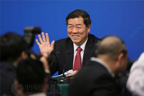 何立峰(《中国经济周刊》视觉中心 首席摄影记者 肖翊 摄)