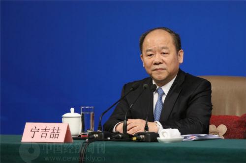 宁吉喆(《中国经济周刊》视觉中心 首席摄影记者 肖翊 摄)