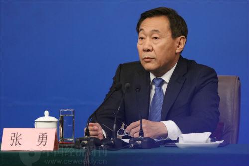 张勇(《中国经济周刊》视觉中心 首席摄影记者 肖翊 摄)